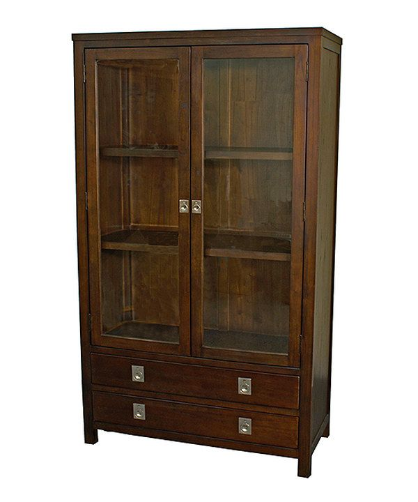 Look at this Rotterdam Display Cabinet on #zulily today!