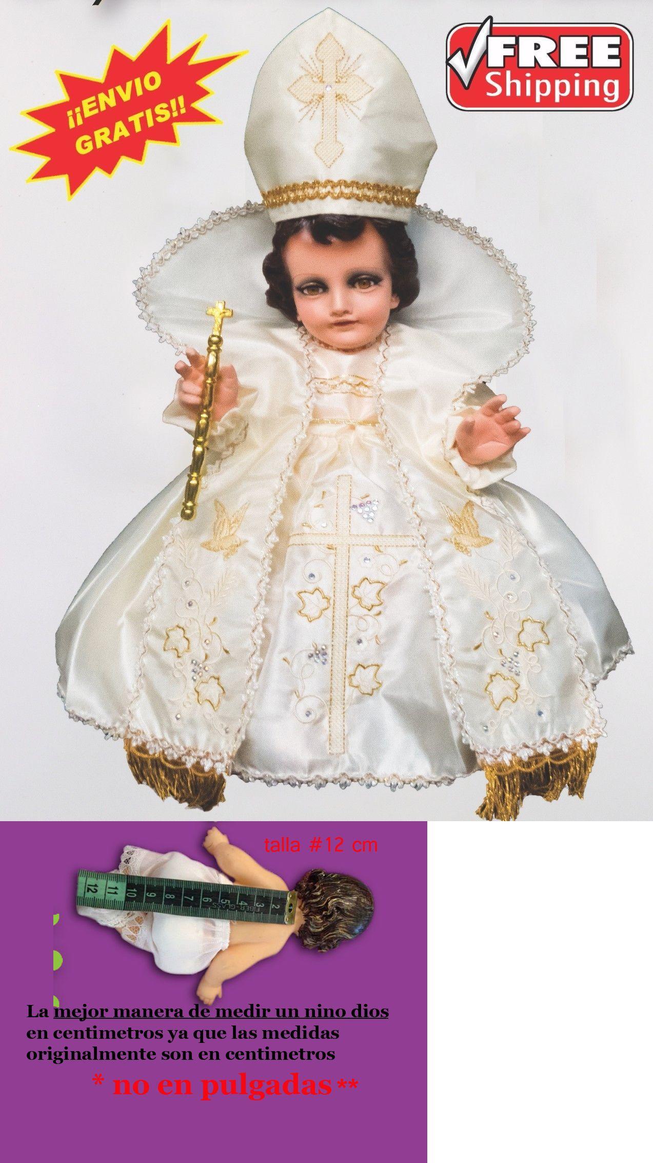 Baby Jesus clothing BAUTIZO Nino de la Salud Nino Dios Ropa Nino Dios