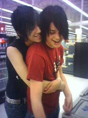 Gay Emo Couple