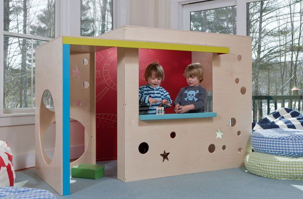 It Can Be Difficult To Keep Kids Active Indoors During The Winter Months,  But CedarWorks Offers An Awesome Solution In Their New Collection Of  Rhapsody ...