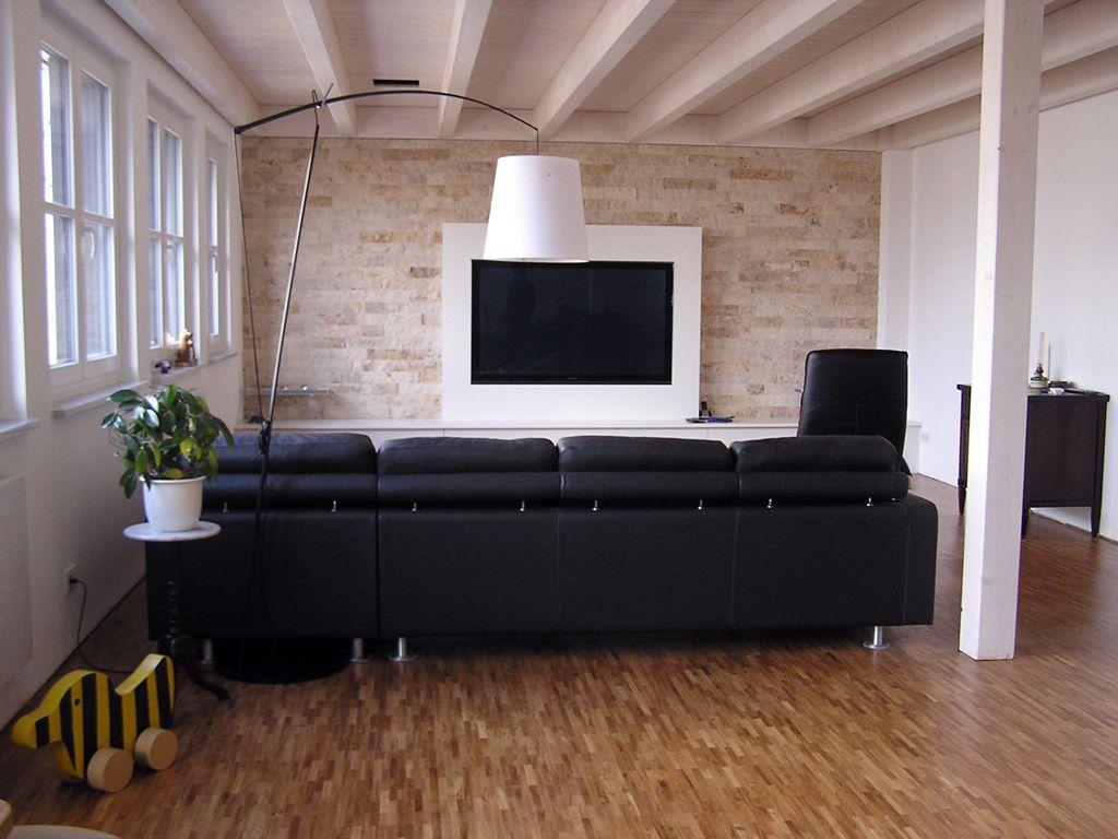 Innenausbau Wohnzimmer Haus Ideen Modern Stylisch Sofa