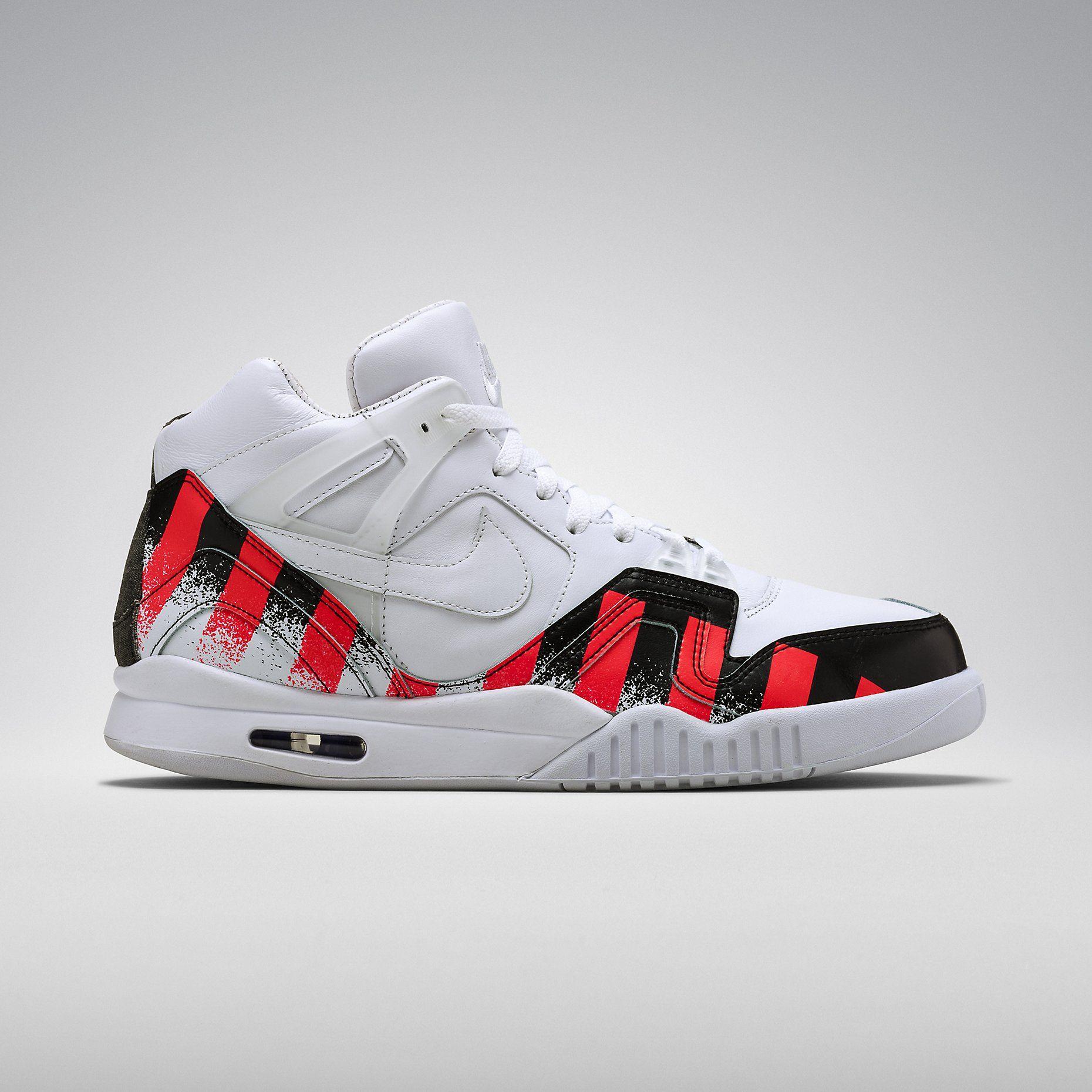 Nike Court Air Tech Challenge II Shoes mens, Shoes