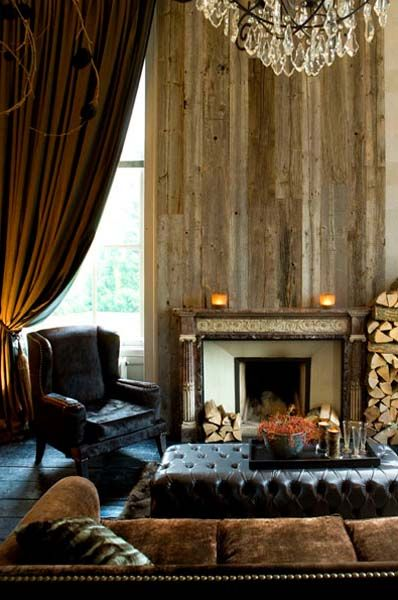 Wood Wall Panelling, Decorative Wall Panel Designs from EbonyCo