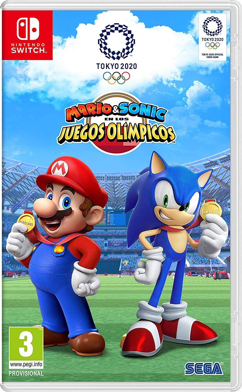 Mario Sonic En Las Olimpiadas De Tokyo 2020 Juegos Nintendo Juegos De Wii Juegos De Mario