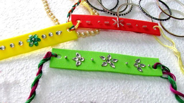 15 Best Ideas To Make Rakhi At Home For Rakshabandhan Rakhi