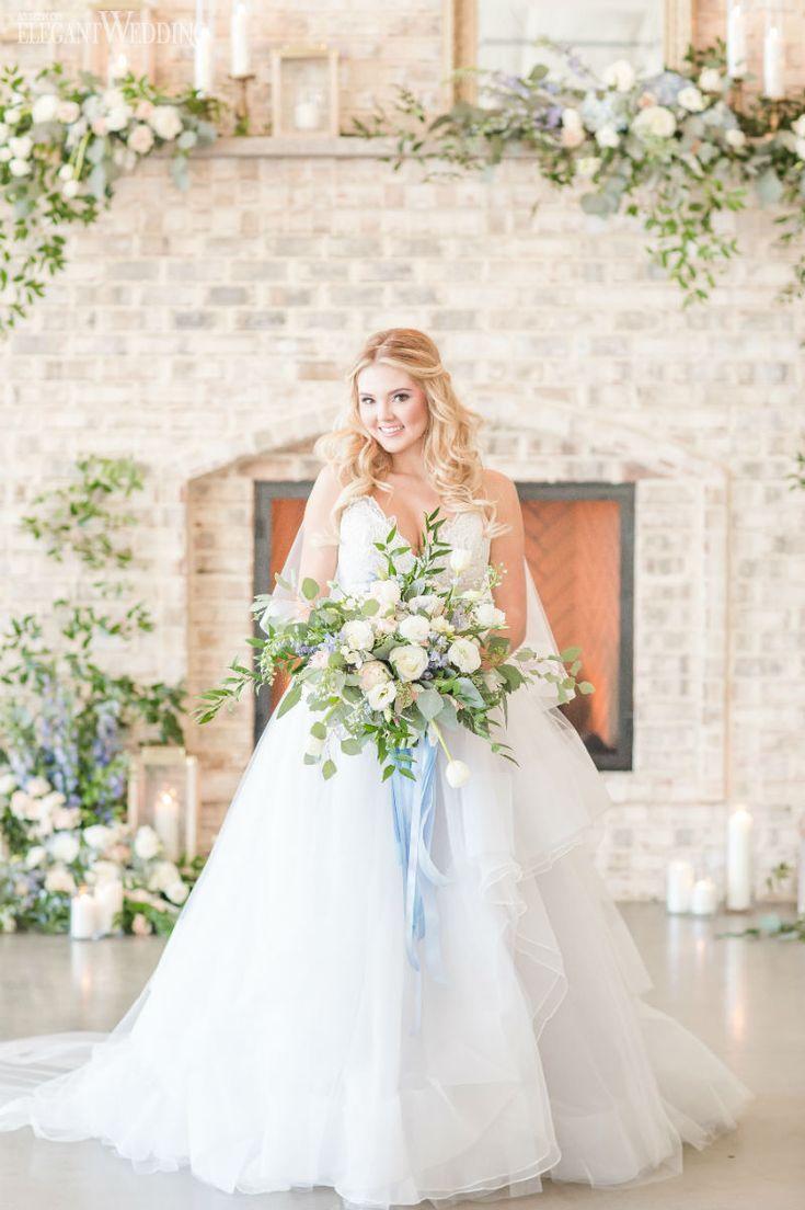 Wedding ideas spring  Dusty Blue Wedding Ideas For Spring  kKb  Pinterest  Wedding