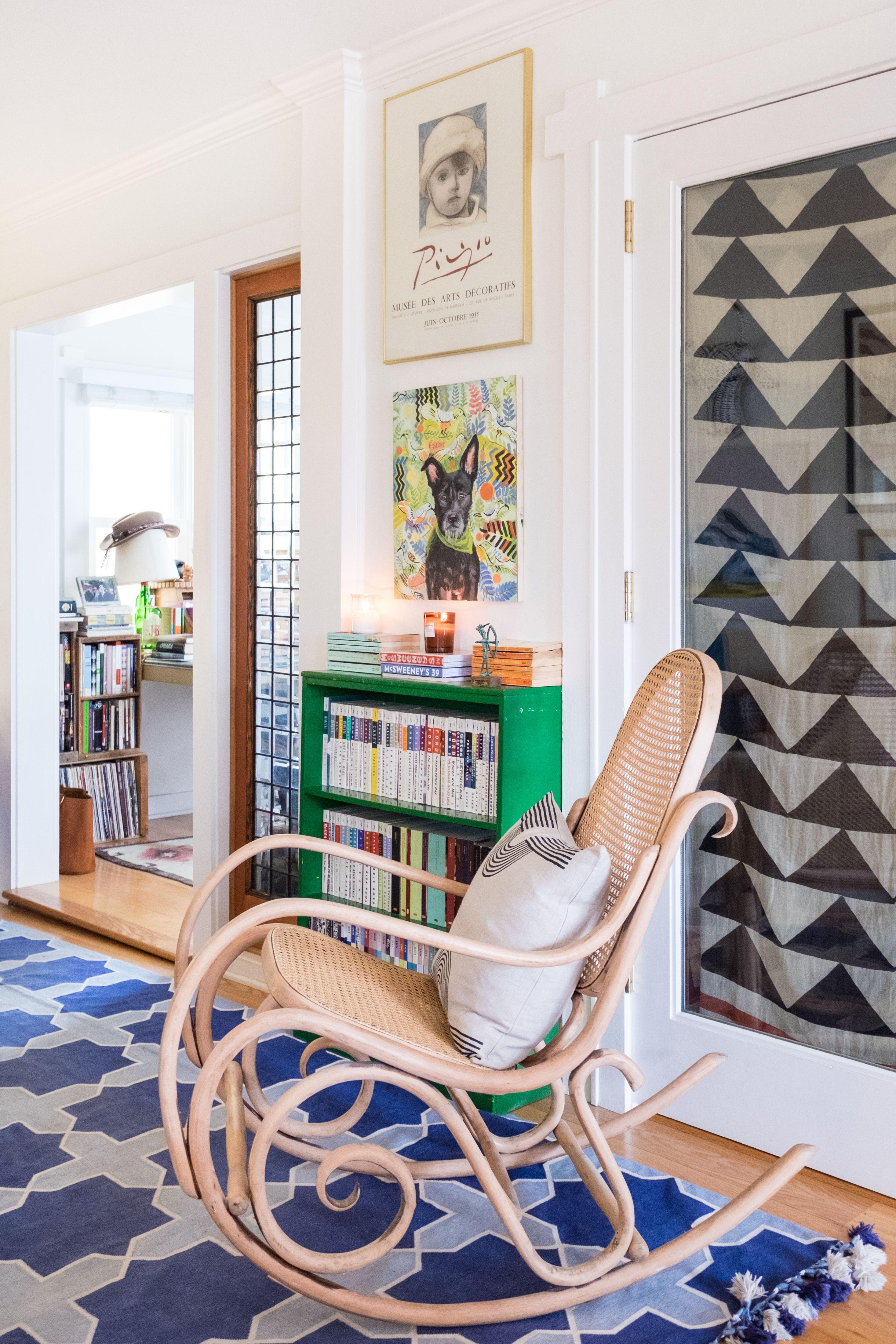 Block Shop Co Founders La Cottage Has Gorgeous Textiles House Tour