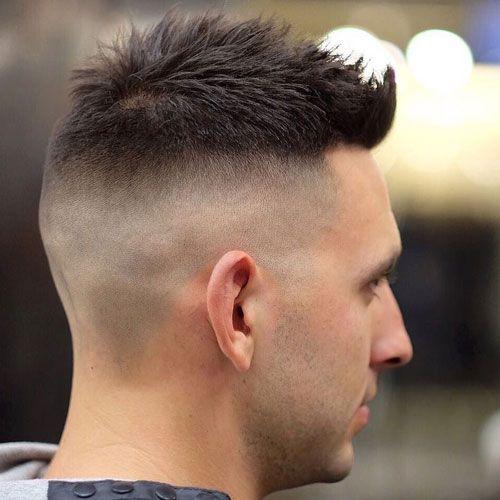 Bald Fade Haircut Styles 45