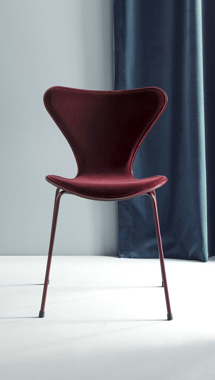 Fashion meets Furniture with Lala Berlin x Republic of Fritz Hansen ...