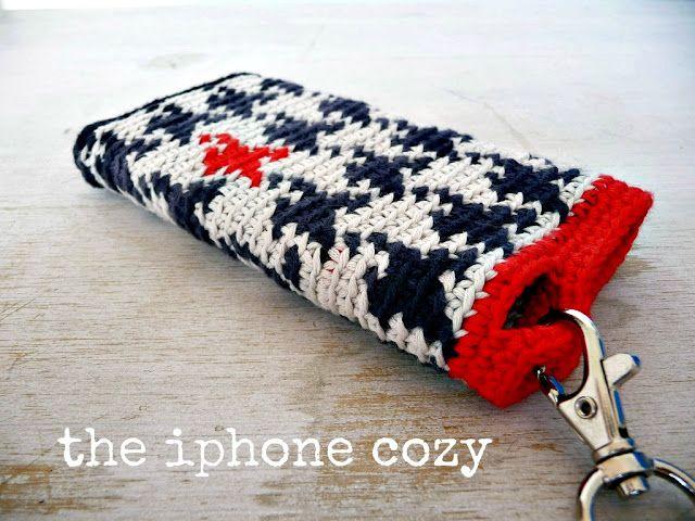 Fundas De Crochet Y Tricot Tutoriales Pinterest Häkeln