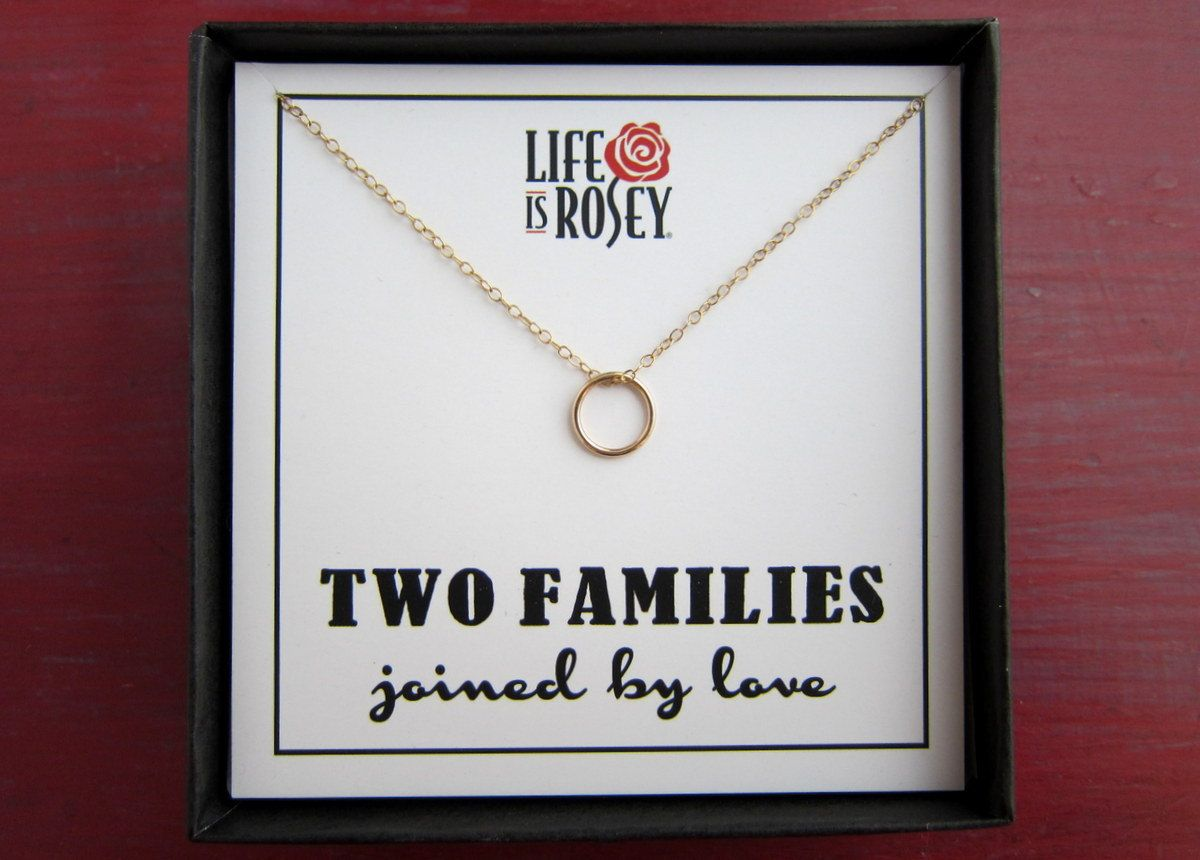 This Is A Great Gift For Your New Mother-in-Law! It's Also