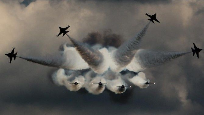 16 Black Eagles Formation   Outdoors & Nature   Pinterest   Eagles ...