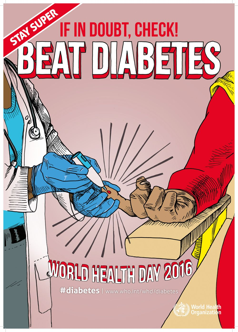 World Health Day 2016 Is All About Stay Safe