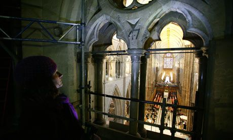 Westminster Abbey Plans To Open Up Secret Attic