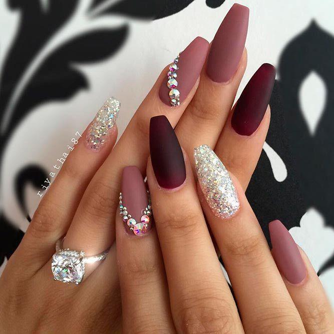 Photo of 21 shiny rhinestones nail perfection for incredible mani – Madame hairstyles