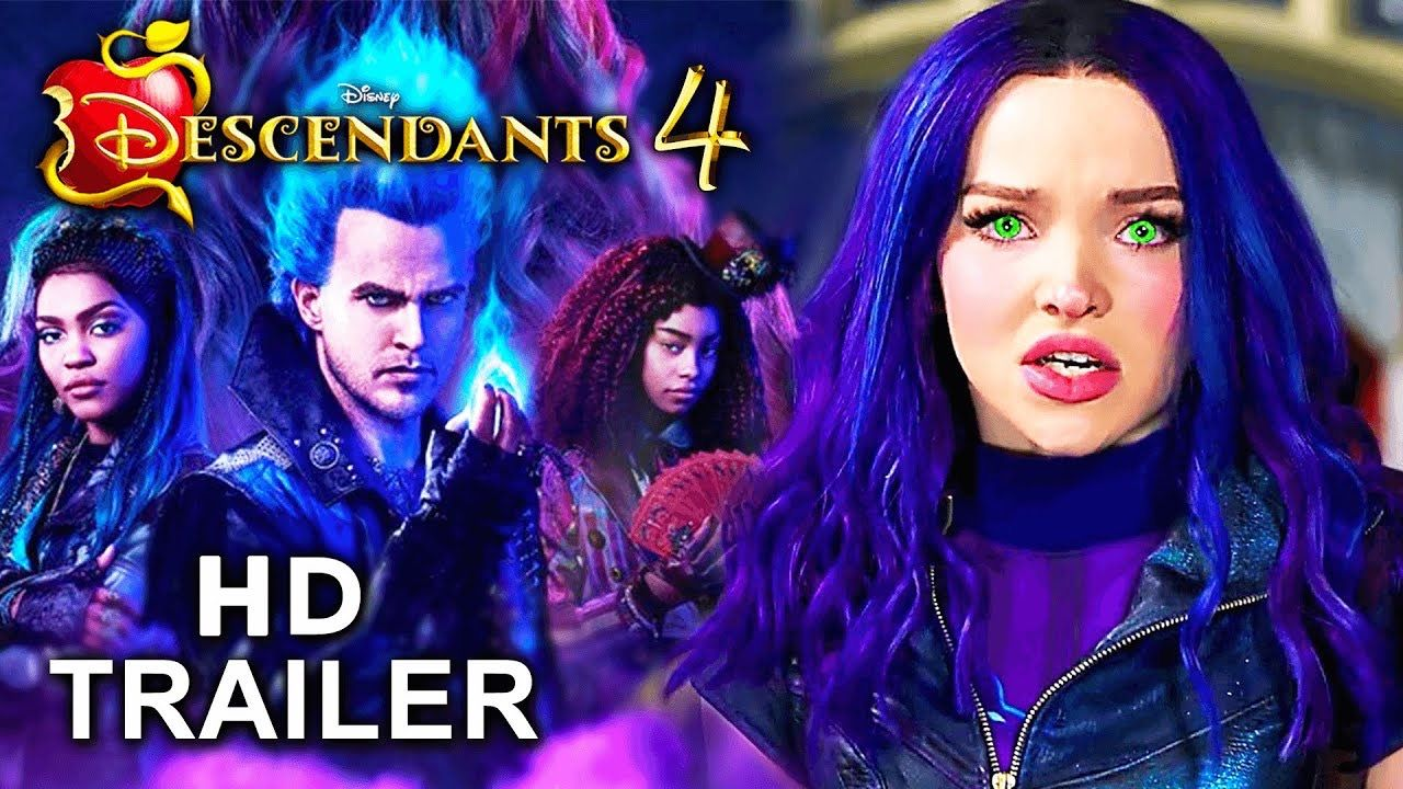 Pin By Rebecca Loveric On Descendants 3 Teaser Youtube Descendants