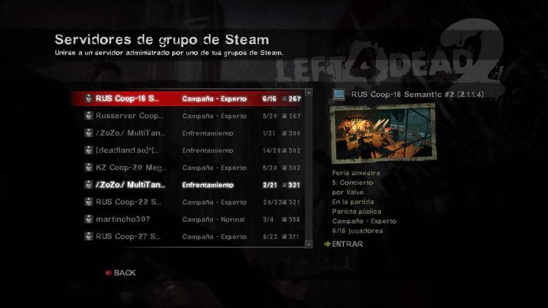 Hola Gente Ya Que Muchos De Ustedes Me Lo Pedían Como Jugar Left 4 Dead 2 Online Left 4 Dead Español Jugar