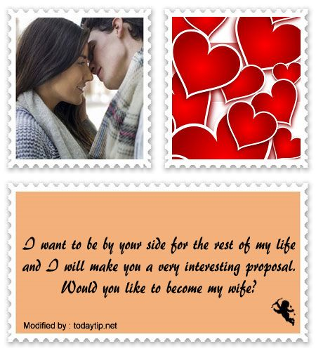 Romantic Marriage Proposal Messages (With Images)