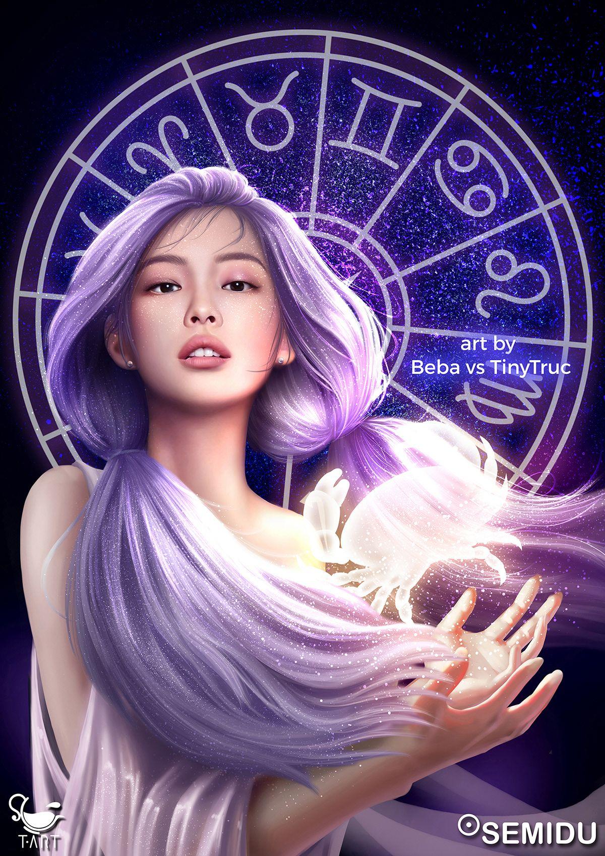 The Project Zodiac Signs Calender 2020 On Behance Blackpink Poster Blackpink Lisa Blackpink Wallpaper