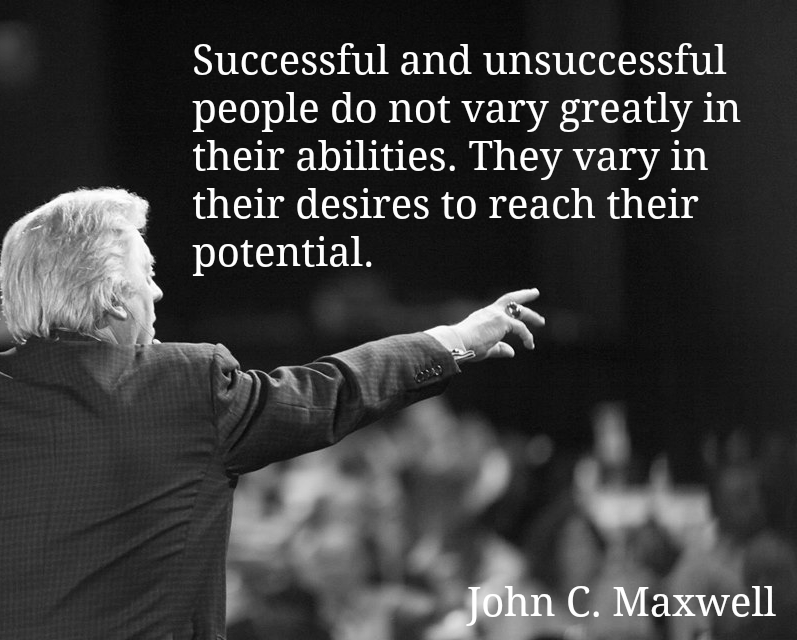 21 Rules Of Success: Enter To Win An Entire John Maxwell Leadership Library—13