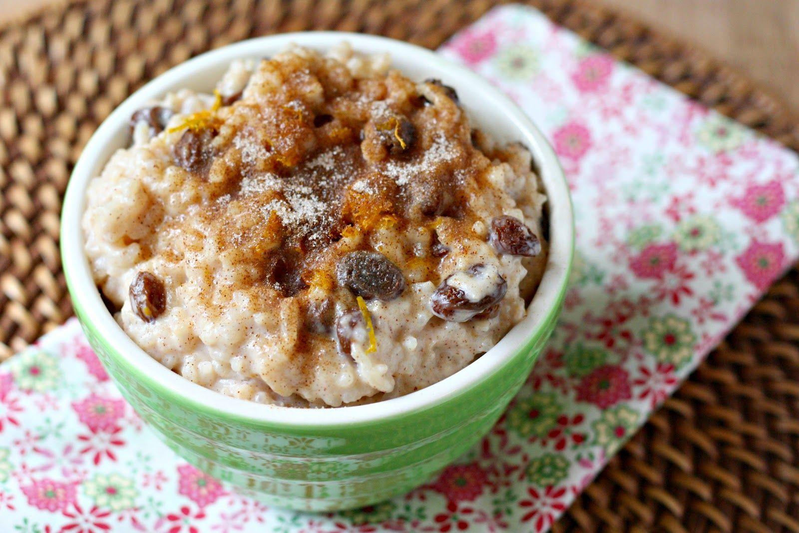 Cinnamon Jasmine Rice Pudding | Recipe | Rice pudding ...