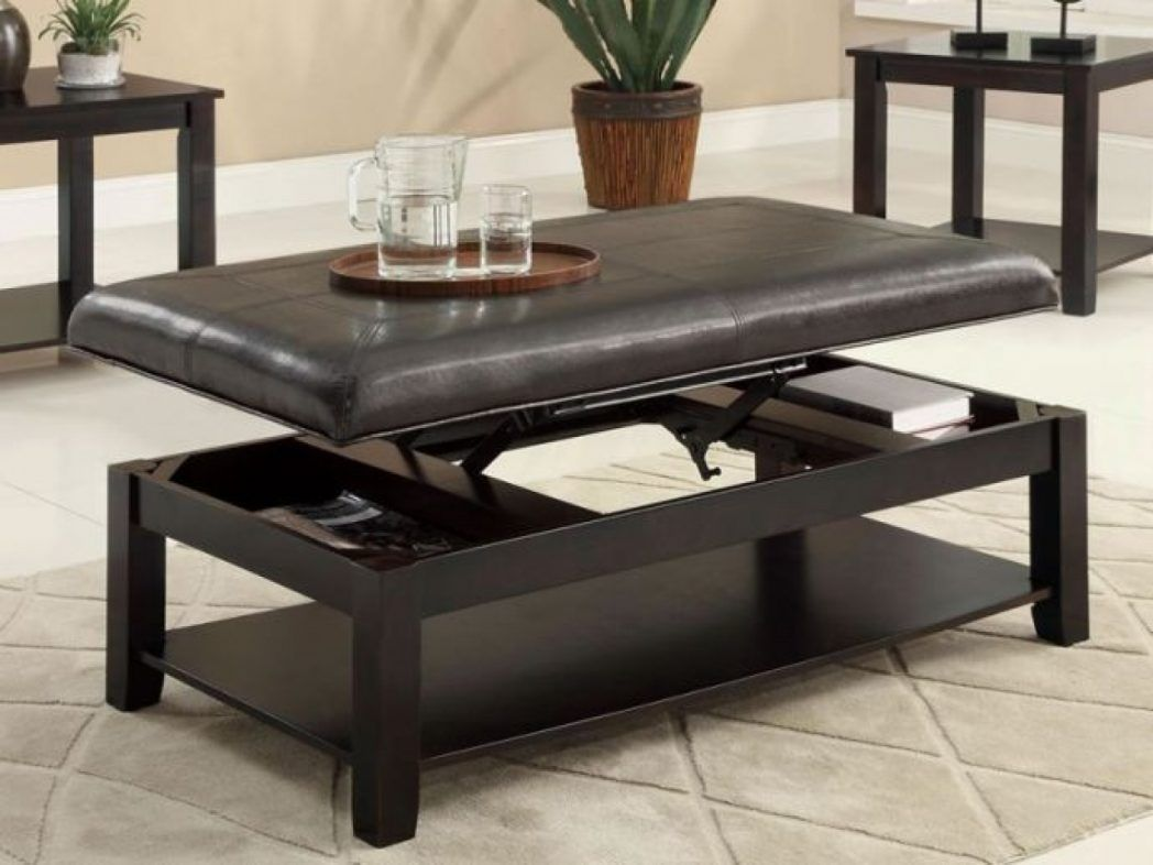 Jofran Lift Top Coffee Table Espresso | http://therapybychance.com ...