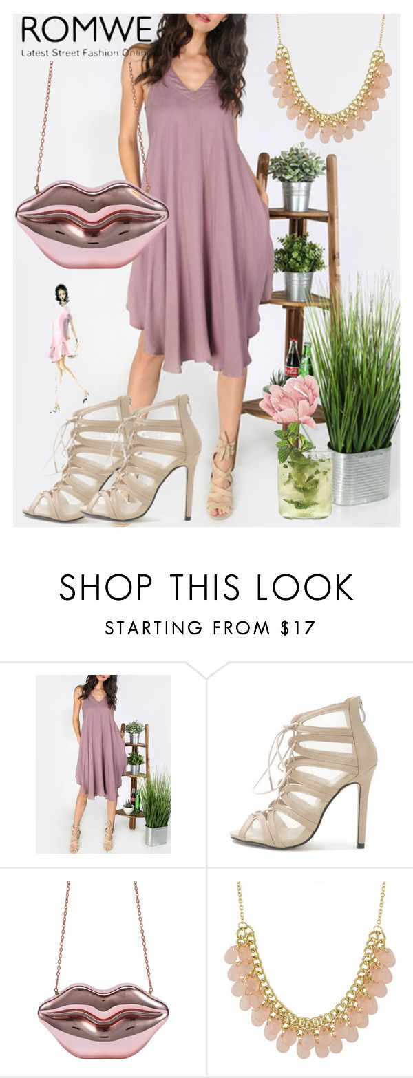"""""""1/6#romwe"""" by fatimka-becirovic ❤ liked on Polyvore"""