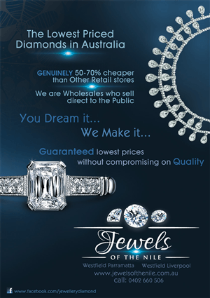 Jewelry Flyer Templates   Projects To Try    Flyer