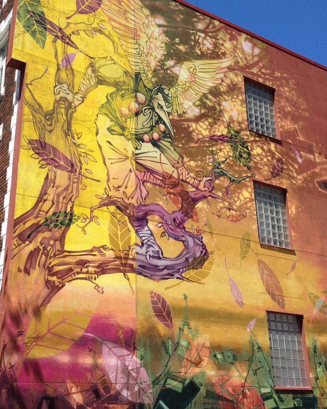 #streetart#montreal by v4verouska
