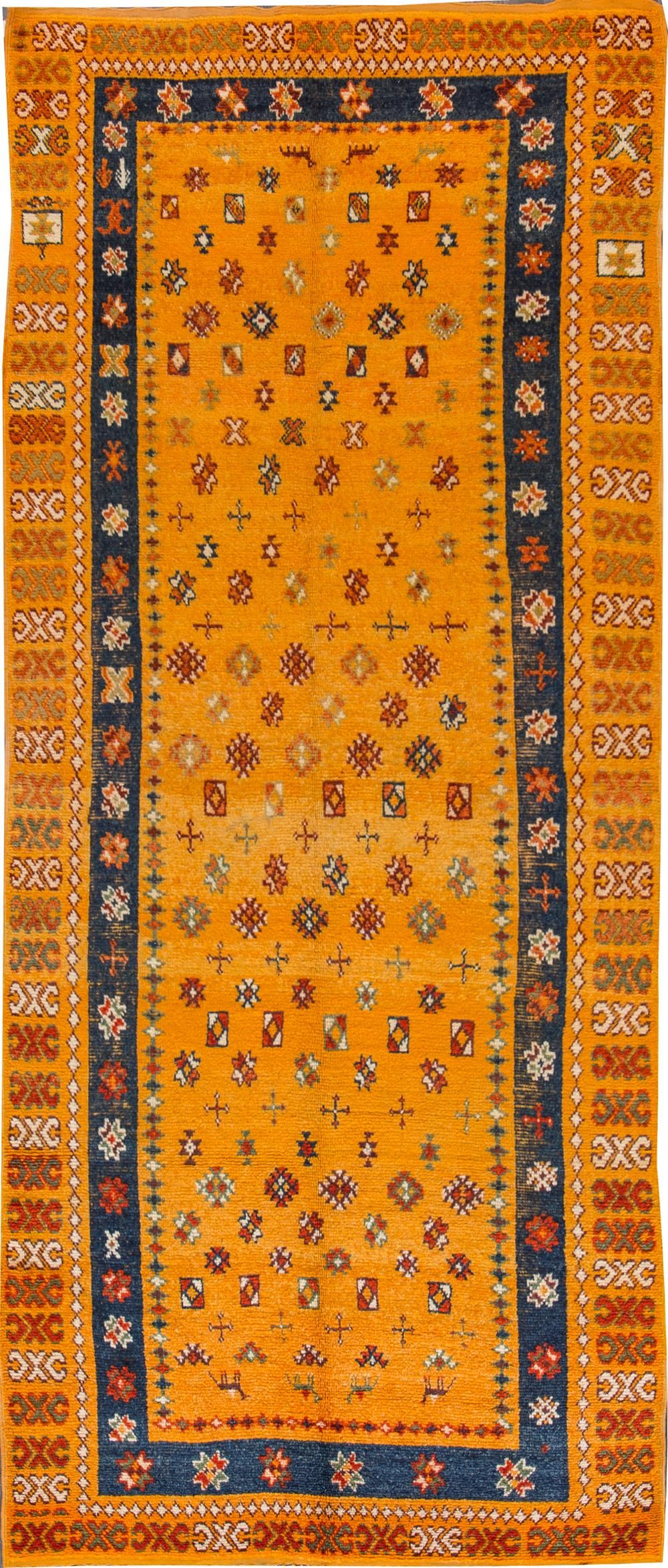 Moroccan Rug, 5' x 13' | Living room drapes, November ...