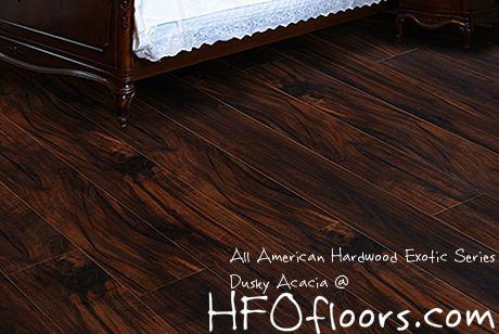 All American Hardwood Archangel Exotic Series Dusky Acacia Available At Hfofloors
