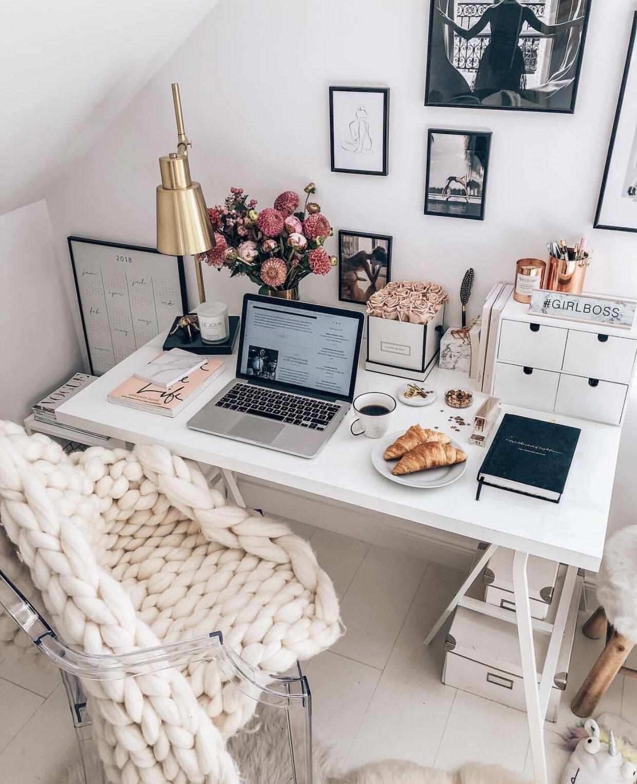 Home Office Design, Room Decor
