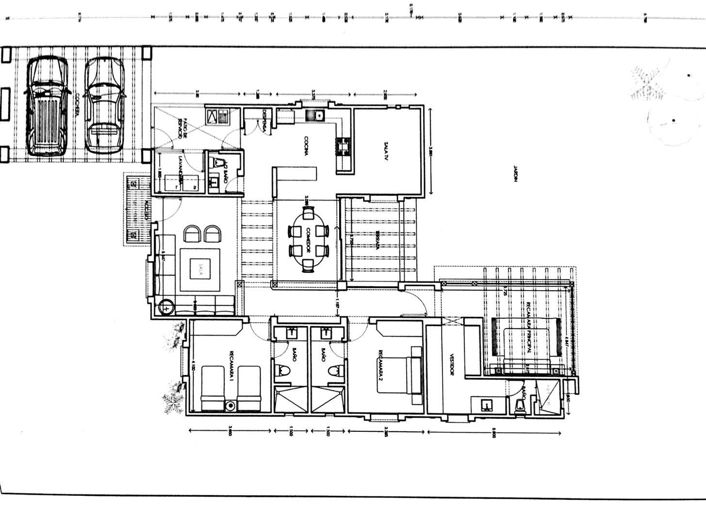 Casa en condominio en Venta en Irapuato Floor plans
