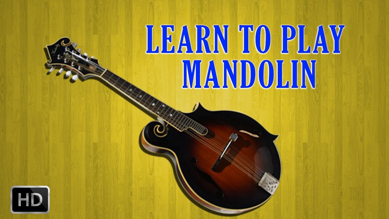 Pin on Learn To Play The Mandolin