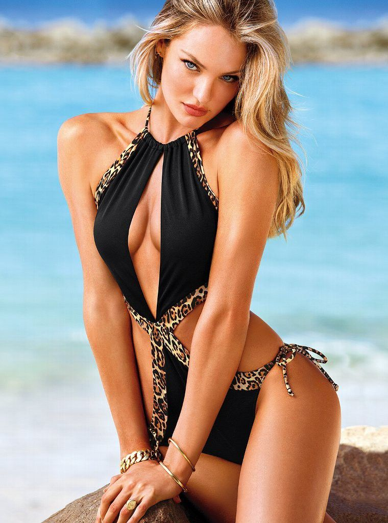 1a526ab9050cc Candice Swanepoel – Hot Bikini Photoshoot For Victoria s Secret ...