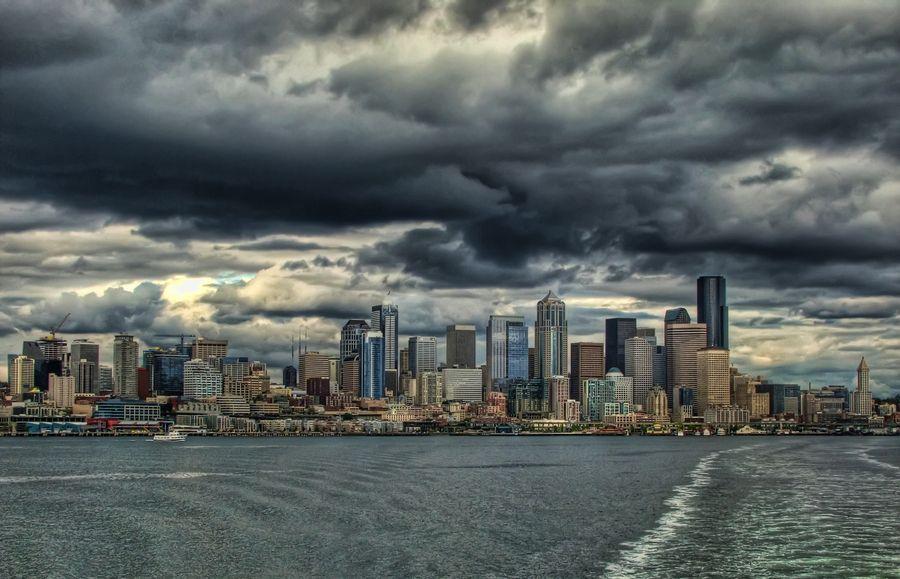 Climate in Seattle C.O., Washington