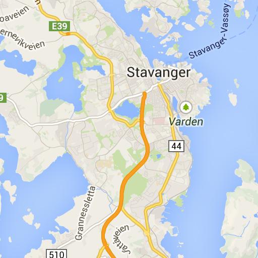 stavanger - Google Maps