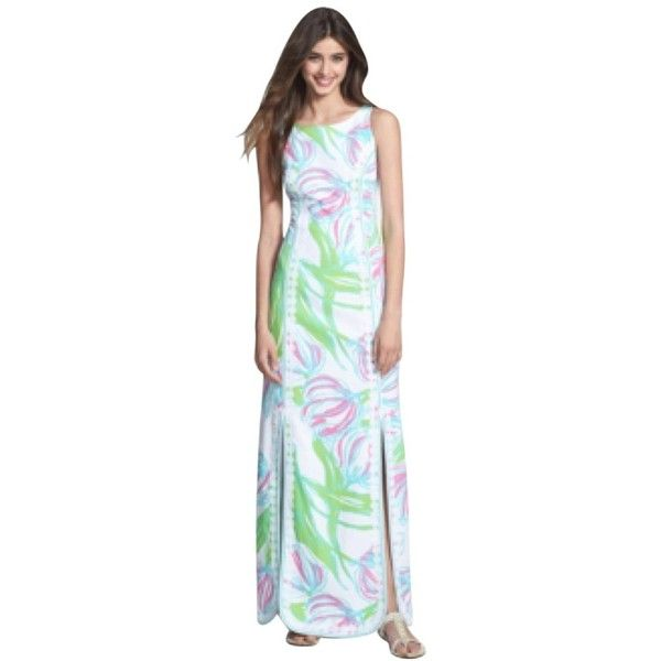 Pre owned Lilly Pulitzer Maxi Dress | Lilly pulitzer maxi