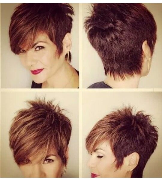 Pin On Hairstyles Short Hair