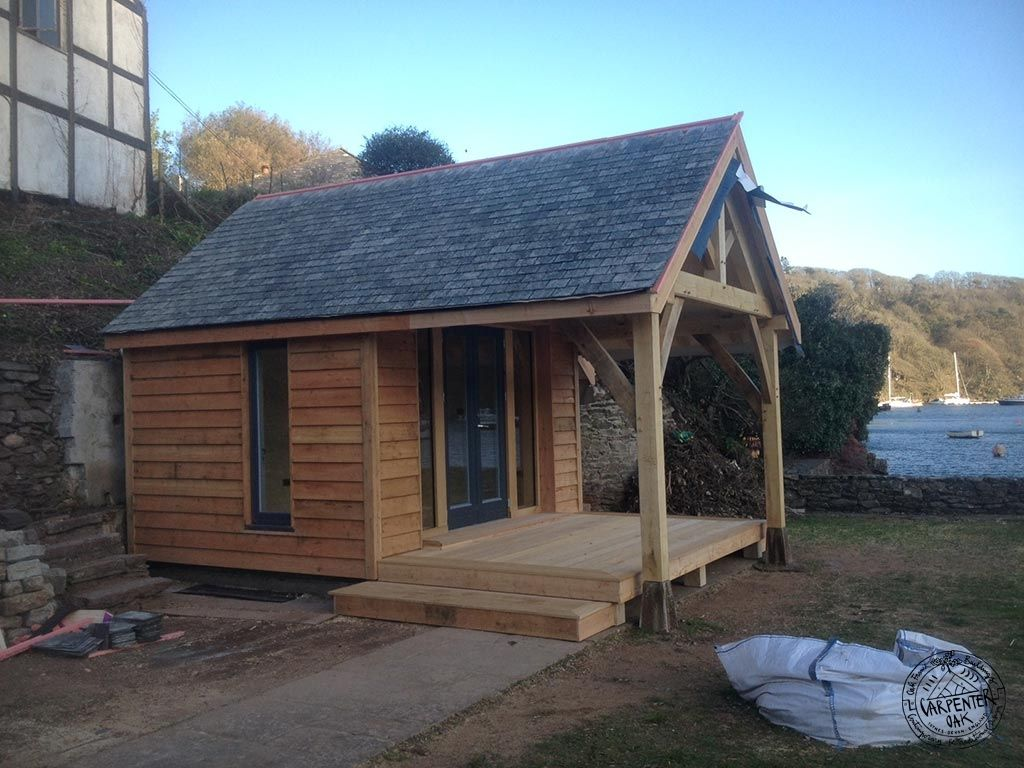 Timber And Oak Cabin Design And Build Experts Garden