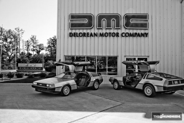 Delorean Motor Company back-in-the-day