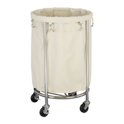 Household Essentials Commercial Laundry Hamper Bed Bath