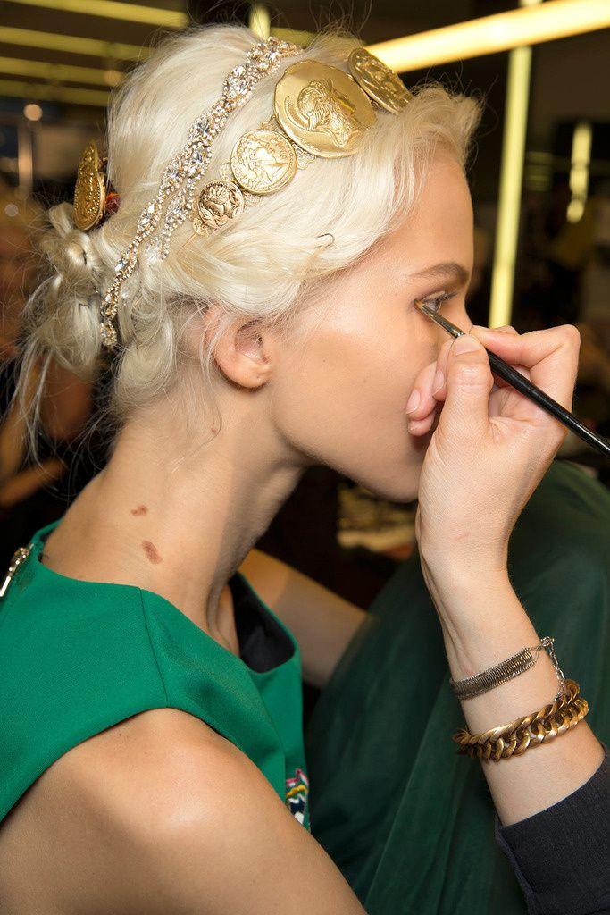 Dolce & Gabbana SS2014 MFW