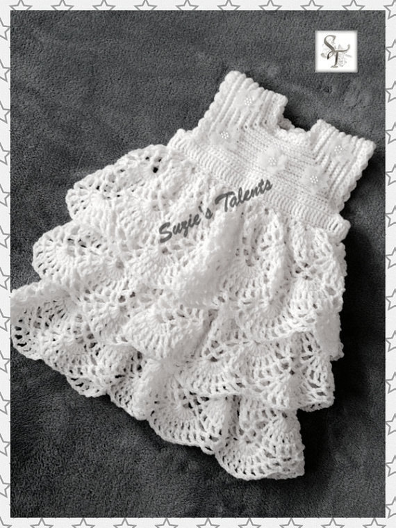 PT089 - 0-12 Months -Baby Alma Baptism Dress, Baby Dress, Baby ...