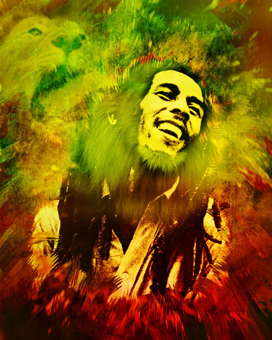 bob marley desktop wallpaper dope wallpapers Pinterest