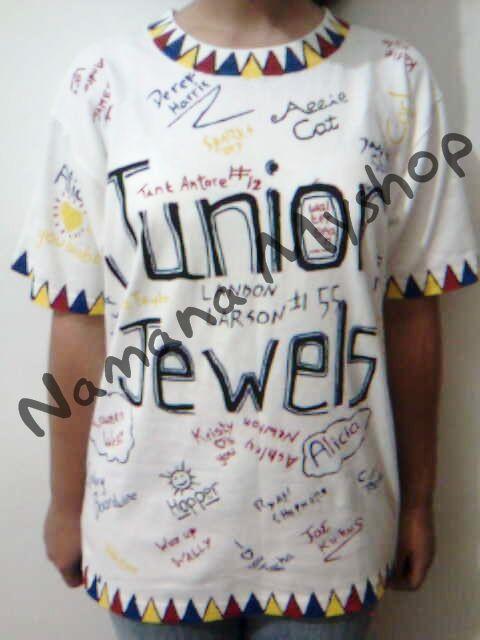 b5fd39ec T-shirt Junior Jewels (yang dipake Taylor Swift di video clip You Belong  With Me)