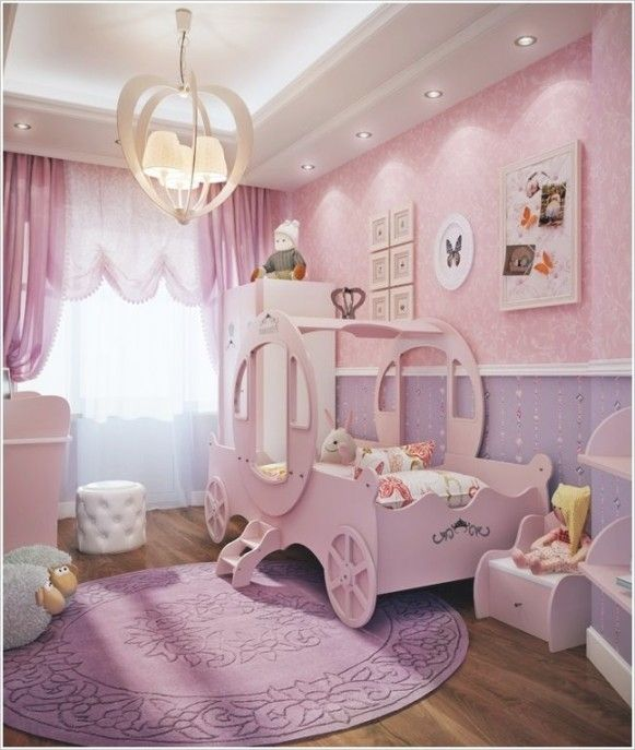 Charmant Pin By Elizabeth English On Baby Girl | Pinterest | Girls Bedroom, Bedroom  And Toddler Rooms