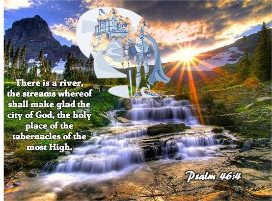 Image result for Psalms 46:4 kjv