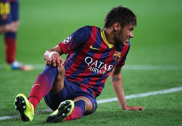 Sportvantgarde's blog. : Barcelona more important than the World Cup for Ne...