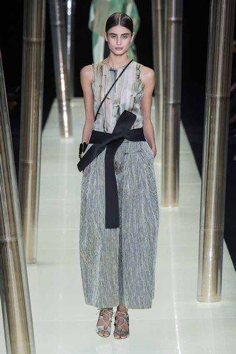 Armani Privé: París Alta Costura Primavera-Verano 2015